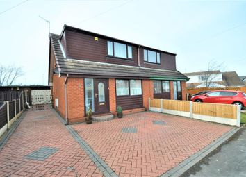 Thumbnail 2 bedroom semi-detached bungalow for sale in Wembley Avenue, Layton, Blackpool, Lancashire