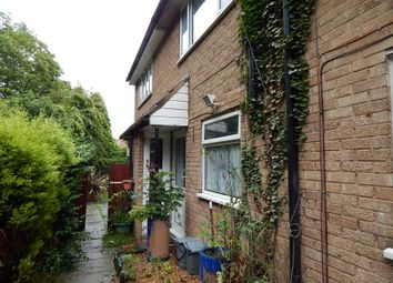Thumbnail 1 bedroom maisonette for sale in 33 Willoughby Court, Peterborough, Cambridgeshire