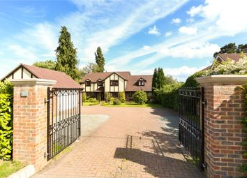 Thumbnail 5 bed detached house for sale in Blackberry Lane, Four Marks, Alton, Hampshire