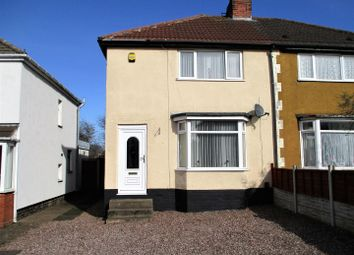 Thumbnail 3 bedroom semi-detached house for sale in Moreton Road, Wolverhampton