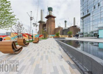 Thumbnail 2 bed flat for sale in Switch House, Battersea, London