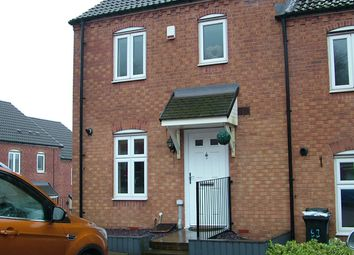 Thumbnail 3 bed end terrace house for sale in Groeswen Park, Margam