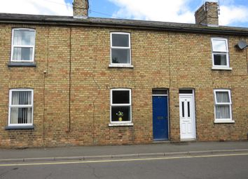 Thumbnail 2 bed terraced house for sale in Whytefield Road, Ramsey, Huntingdon