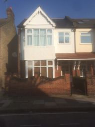 Thumbnail 3 bed end terrace house to rent in Airedale Road, London, London