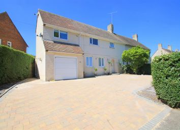 Thumbnail 4 bed semi-detached house for sale in Shooting Field, Steyning