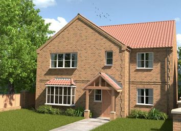 Thumbnail 4 bed detached house for sale in Plot 42, Franklin Way, Barrow-Upon-Humber