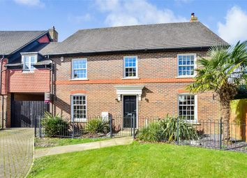 Thumbnail 5 bed link-detached house for sale in The Willows, Parbrook, Billingshurst, West Sussex