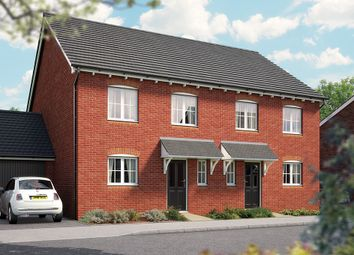 "Thumbnail 3 bed semi-detached house for sale in ""The Clarendon"" at Weights Lane Business Park, Weights Lane, Redditch"