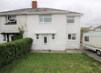 Thumbnail 3 bed semi-detached house for sale in Heol Y Waun, Seven Sisters, Neath