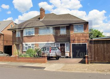 Thumbnail 4 bed semi-detached house for sale in Collins Drive, Eastcote