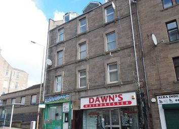Thumbnail 3 bedroom flat for sale in Hilltown, Dundee