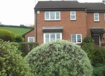 Thumbnail 1 bed terraced house to rent in Honiton Bottom Road, Honiton