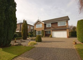 Thumbnail 4 bedroom detached house for sale in The Rise, Ponteland, Newcastle Upon Tyne