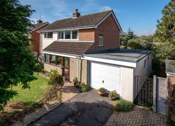 Thumbnail 3 bed detached house for sale in The Green, Pitminster, Taunton