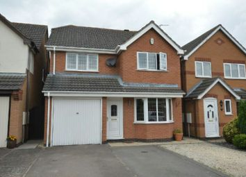 Thumbnail 4 bed detached house for sale in Humes Close, Whetstone, Leicester