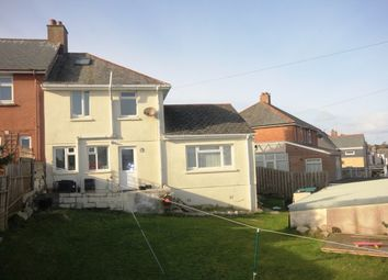 Thumbnail 4 bed semi-detached house for sale in Netherton Road, Padstow