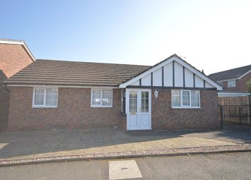 Thumbnail 2 bed detached bungalow for sale in Grange Way, Sandbach