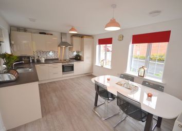 Thumbnail 3 bedroom detached house for sale in Damselfly Road, Dragonfly Meadows, Northampton