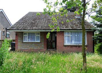 Thumbnail 3 bed detached bungalow for sale in Belvedere Road, Blackburn, Lancashire