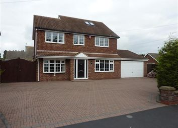 Thumbnail 4 bed detached house for sale in Winslow Drive, Immingham
