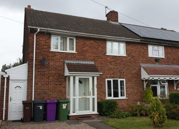 Thumbnail Property to rent in Rudge Avenue, Wolverhampton