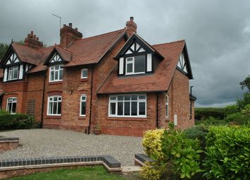 Thumbnail 3 bed end terrace house to rent in Wickstead Cottages, Wirswall, Whitchurch, Shropshire