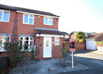 Thumbnail 3 bed semi-detached house for sale in Morden Road, Giltbrook, Nottingham
