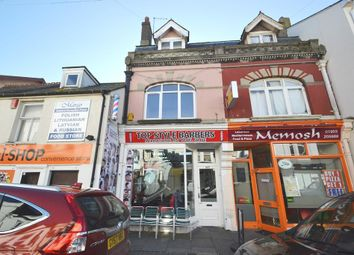 Thumbnail 2 bedroom flat to rent in Montague Street, Worthing, West Sussex