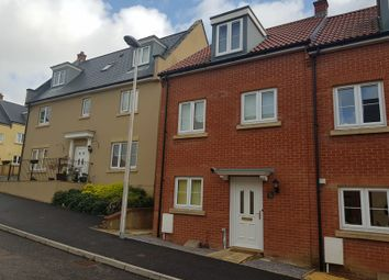 Thumbnail 3 bedroom end terrace house to rent in Dukes Way, Axminster, Devon