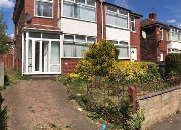Thumbnail 3 bed semi-detached house to rent in Charlestown Road, Blackley