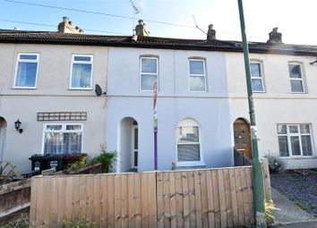 Thumbnail 3 bed terraced house for sale in Stanhope Road, Swanscombe