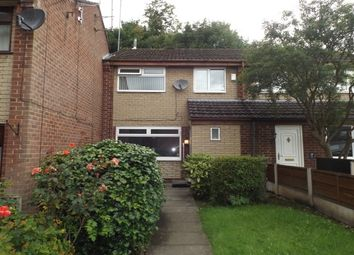 Thumbnail 3 bed mews house to rent in Brookside Close, Hyde