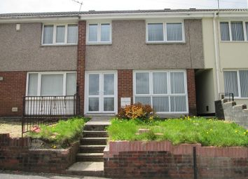 Thumbnail 3 bed terraced house for sale in Bryn-Melyn Street, Swansea, City & County Of Swansea.