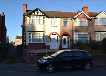 Thumbnail 3 bed end terrace house for sale in Tennyson Road, Poets Corner, Coventry, West Midlands