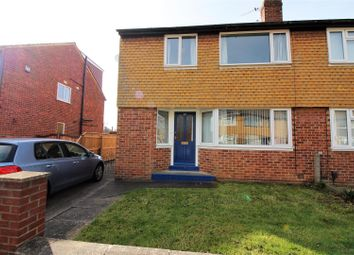 Thumbnail 3 bed property for sale in Barrett Road, Darlington