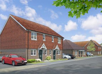 Thumbnail 1 bedroom semi-detached bungalow for sale in Newick Hill, Newick, Lewes, East Sussex