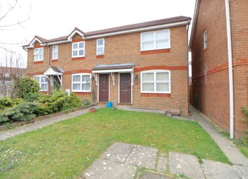Thumbnail 2 bedroom end terrace house to rent in St. Mellion Close, Hailsham, East Sussex