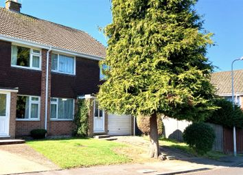 Thumbnail 3 bed semi-detached house for sale in Aintree Close, Newbury