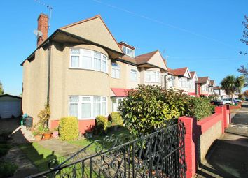 Thumbnail 3 bed semi-detached house for sale in Stoneleigh Road, Clayhall, Ilford