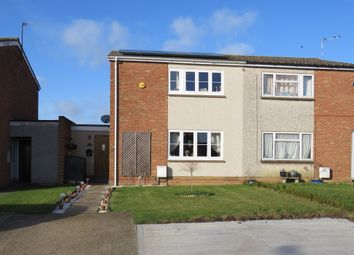 Thumbnail 3 bedroom semi-detached house for sale in Grafton Close, Hartwell, Northampton