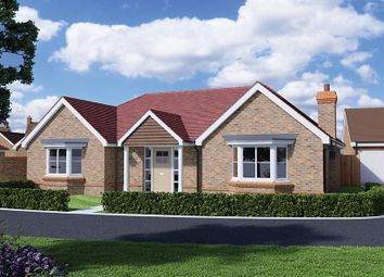 Thumbnail 3 bed detached bungalow for sale in The Chamomile, Lea Meadow, Peppard Road, Sonning Common, Reading, Berkshire