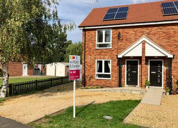 Thumbnail 3 bed property to rent in Hall Road, Clenchwarton, King's Lynn