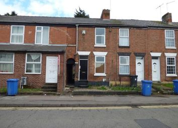 Thumbnail 2 bedroom terraced house for sale in Abbey Street, Derby, Derbyshire