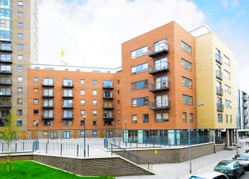 Thumbnail 1 bedroom flat for sale in Burford Wharf, 3 Cam Road, Stratford