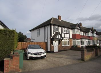 Thumbnail 3 bed end terrace house for sale in Limes Avenue, Carshalton