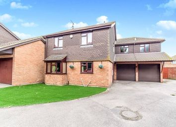 Thumbnail 5 bed detached house for sale in Little Oakham Court, High Street, Lower Stoke