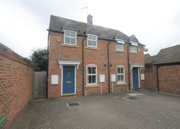 Thumbnail 2 bed semi-detached house to rent in Highgate Mews, Aylesbury
