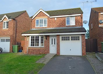 Thumbnail 4 bed detached house to rent in Old School Lane, Keadby, Scunthorpe