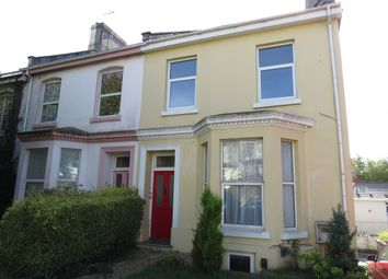 Thumbnail 2 bed flat for sale in Stuart Road, Stoke, Plymouth
