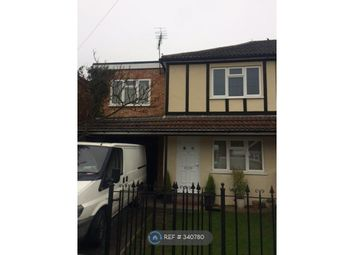 Thumbnail 4 bed semi-detached house to rent in Common Lane, New Haw